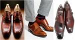 Монки – притягательная обувь для мужчин