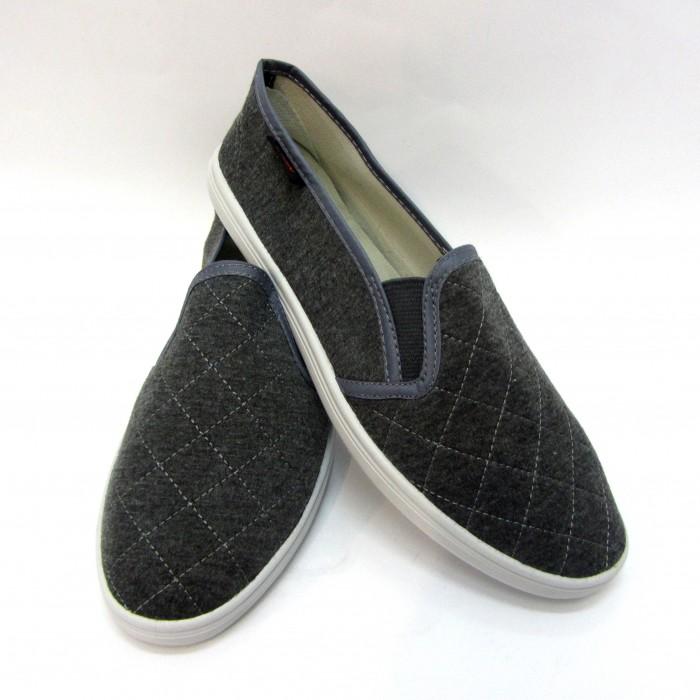 чоловічі кеди сірі - купити в інтернеті через сайт взуття