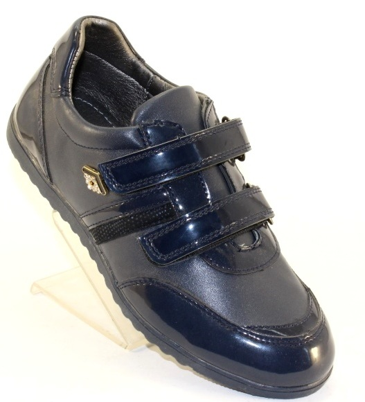 Купить не дорого туфли для девочки на липучках через интернет магазин