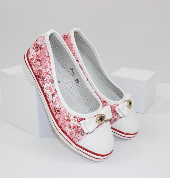 Купить туфли для девочки недорого в интернете - сайт обуви Городок. Новинки 2019!