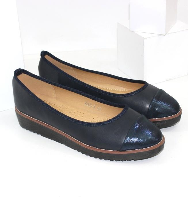 Купити жіночі балетки на сайті взуття