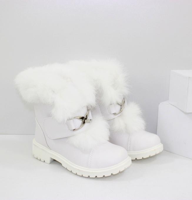 купить качественную зимнюю обувь на девочку в интернете в днепре