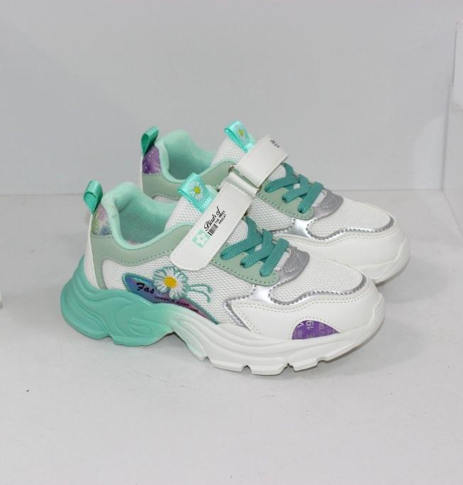 Купить недорого детские лёгкие белые кроссовки размеры 33 34 35 36 37 38