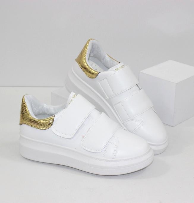 Криперы женские в белом цвете на сайте обуви Городок