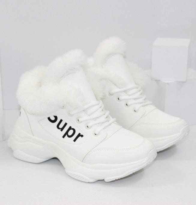 Жіночі зимові черевики - стиляжному взуття з 50% знижками!