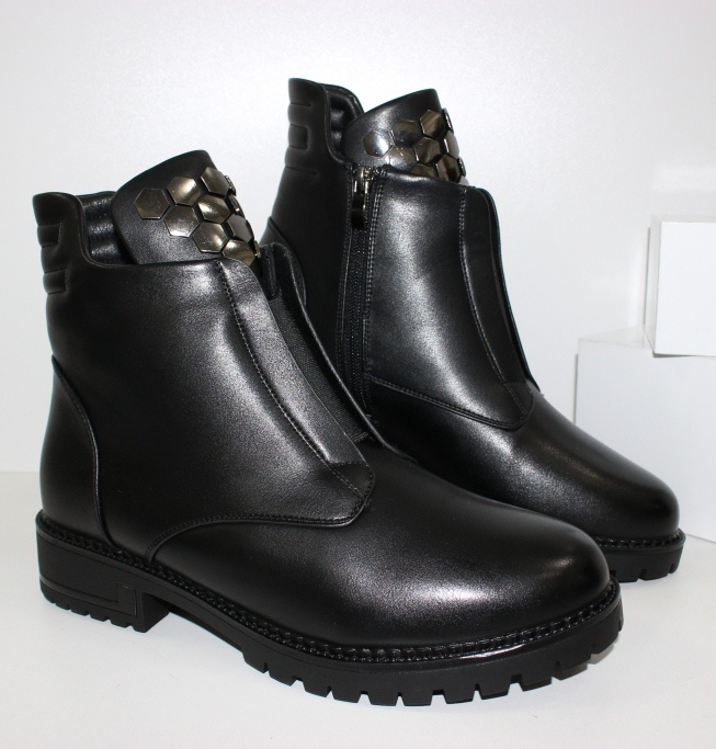 Женские зимние ботинки 80-34