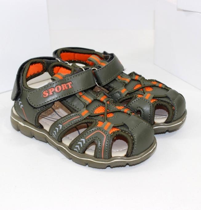 Босоножки для мальчика - детская обувь на любой возраст