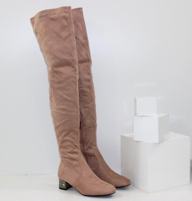 Купить модные женские сапоги - новинки весенней обуви 2020. Низкие цены, быстрая отправка!