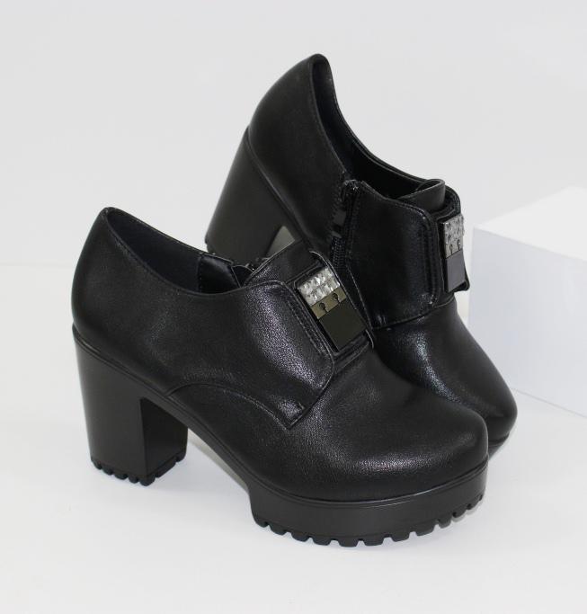 Туфли женские на каблуке купить недорого - сайт обуви Городок