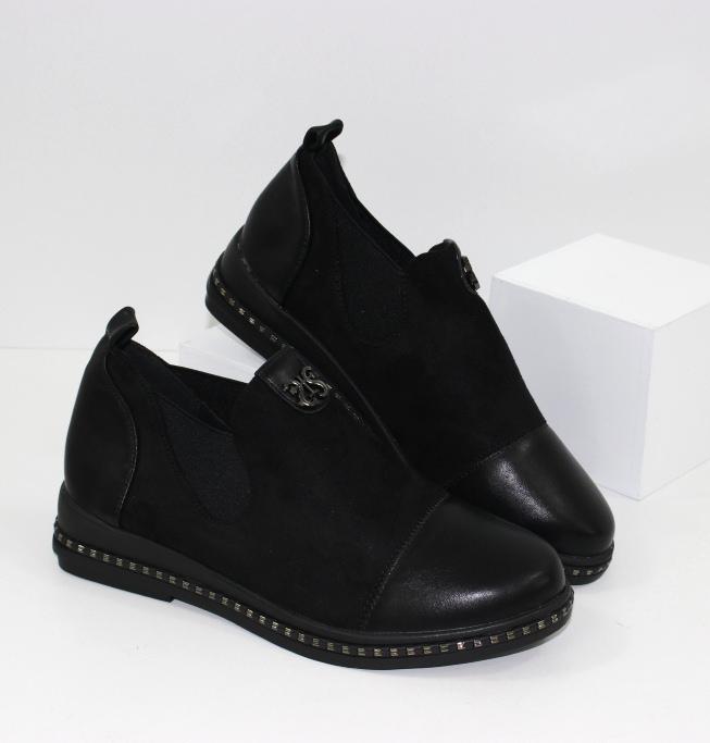 Ботинки женские стильные в интернет-магазине Городок