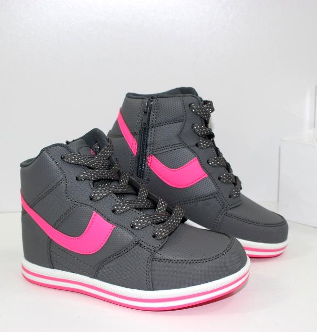 Сникерсы для девочек FA368 - купить обувь в розницу низкие цены в интернет магазине