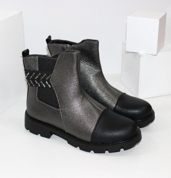 Детские ботинки для девочек FG98-3D - купить обувь в розницу низкие цены в интернет магазине