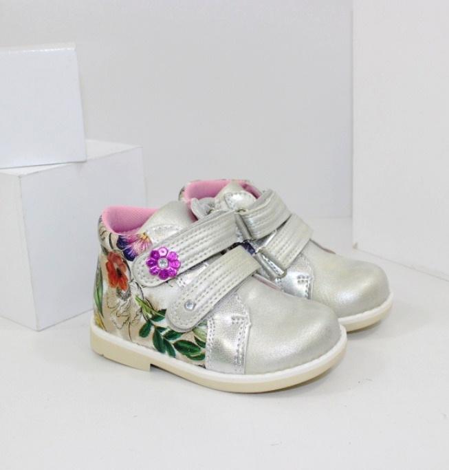 Детские ботинки для девочки - стильные новинки, низкие цены!