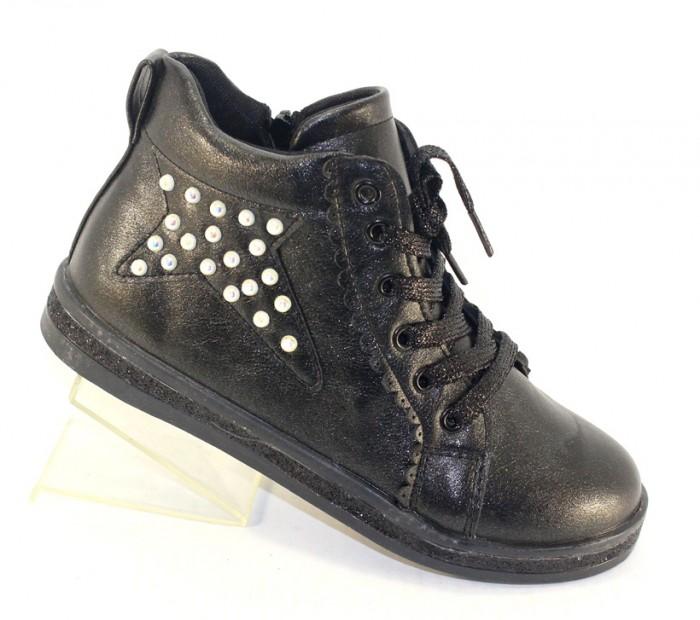 Детские ботинки для модницы 2177C-3
