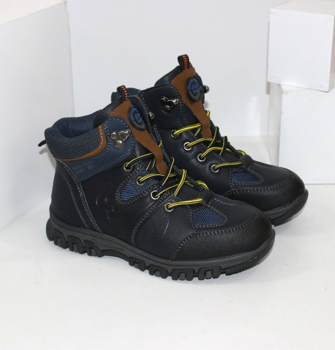 Ботинки осенние для мальчиков