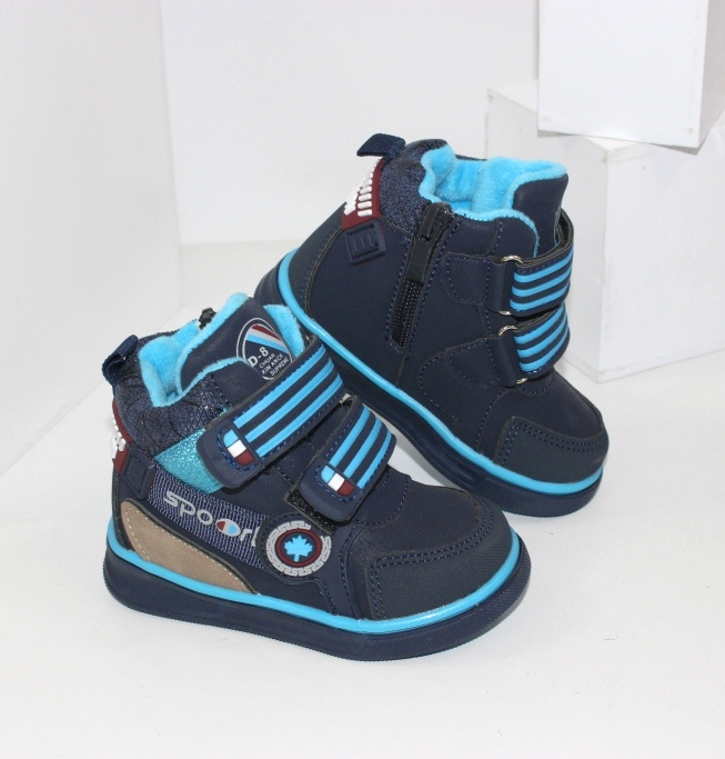 Осінні черевики для хлопчика