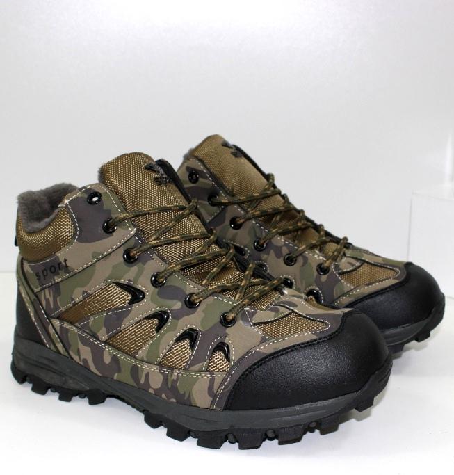 Мужская кожаная зимняя обувь - недорого