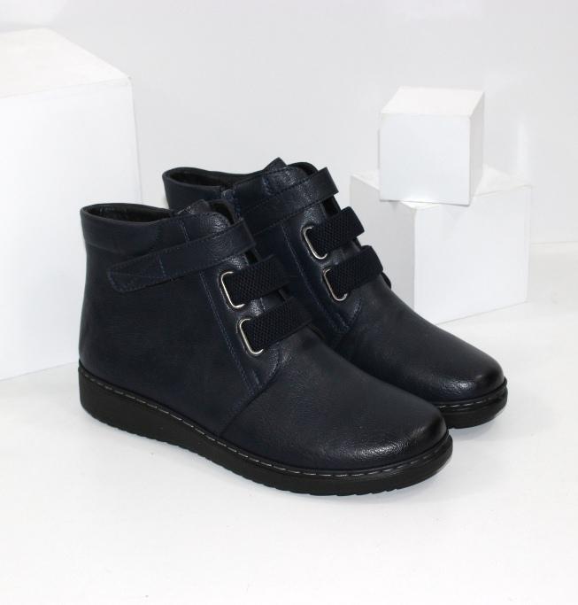 Женские весенние ботинки больших размеров