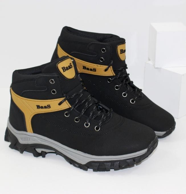 Модные зимние ботинки для мальчиков подростков - дешево, дроп