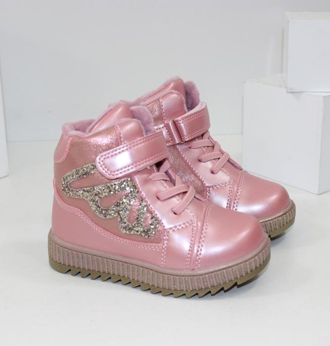 Для девочки зимние ботинки - низкие цены, отличное качество, большой выбор