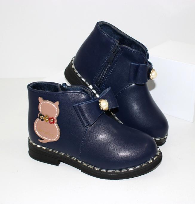 Модные ботинки для девочки - осенние новинки дешево!