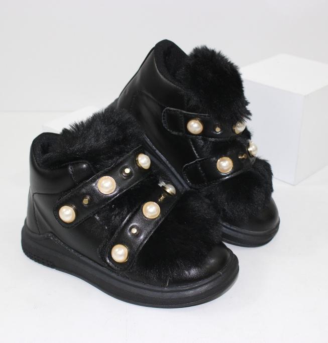 Ботиночки для девочки модные и оригинальные новинки на сайте обуви Городок
