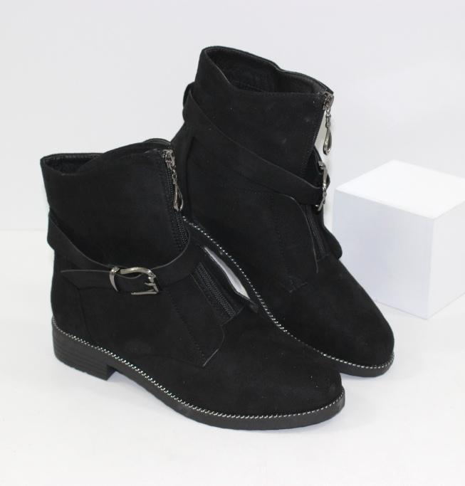Удобные женские ботинки 164-101 - ботинки по скидке купить на сайте обуви