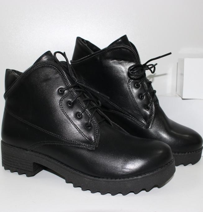 Купить модные и стильные зимние ботинки по низким ценам с доставкой
