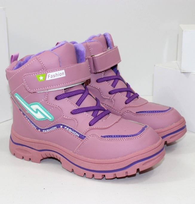 Модна зимове взуття для дівчаток дешево. Дропшиппінг - відмінні умови!