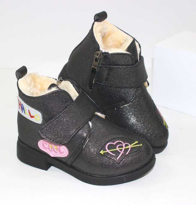 Модная зимняя обувь для Вашим модниц. Новинки 2019-2020!
