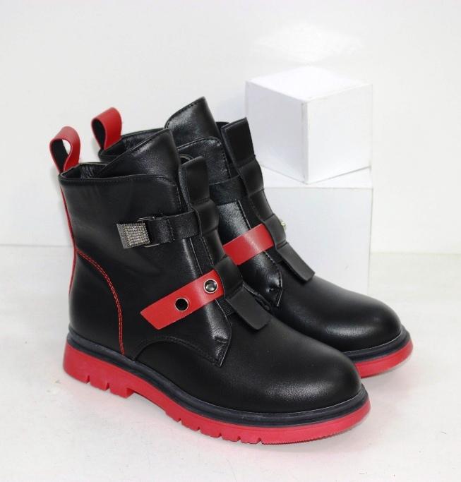 Купить подростковые детские ботинки для девочек на осень размеры 32 33 34 35 36 37 38