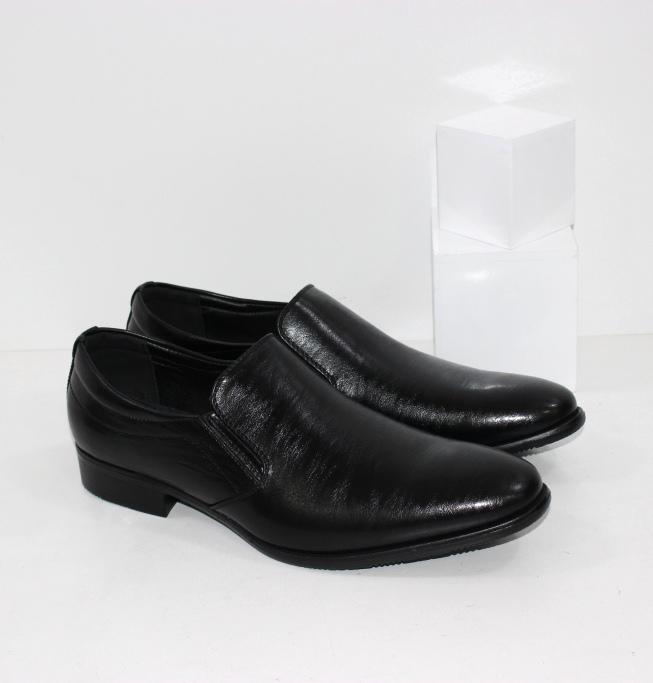Купить недорого мужские классические туфли больших размеров без шнурков