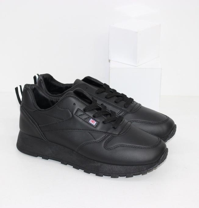 Купить черные кроссовки женские