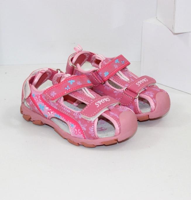 Детские босоножки для девочек купить недорого