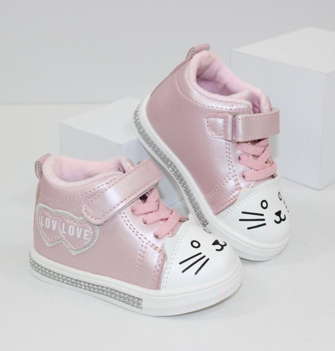 Ботинки для девочек деми недорого купить в интернете