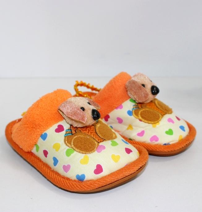 Купити дитячі тапочки для малюків - сайт взуття Городок