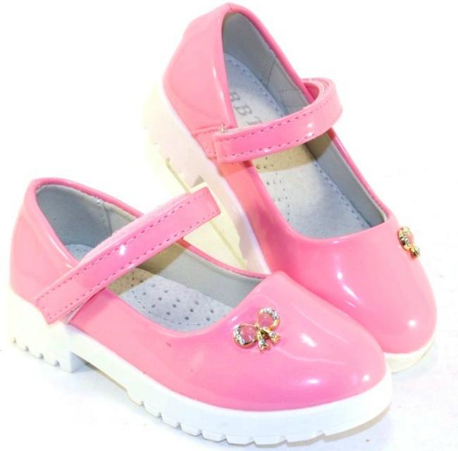 Дитячі туфлі для дівчаток 862-3