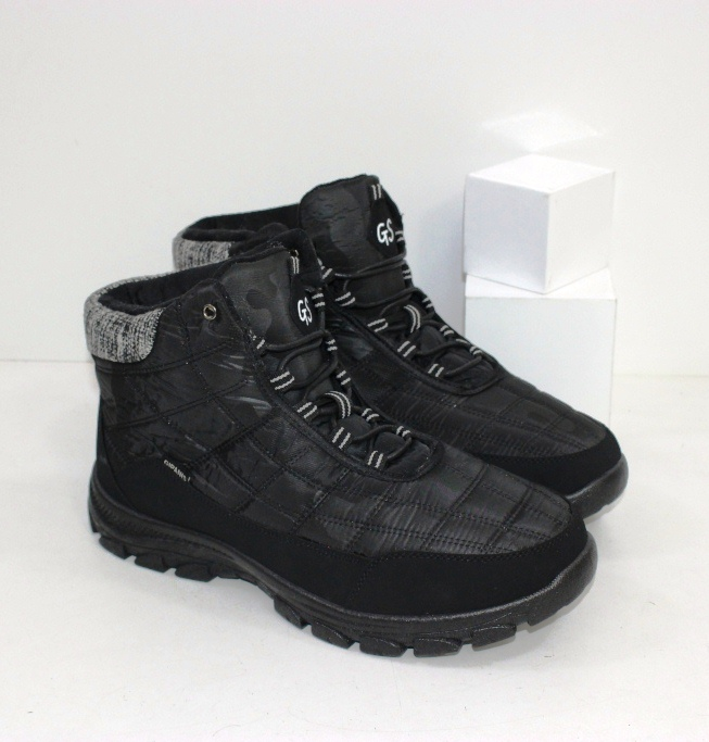 Теплые мужские дутики ботинки купить