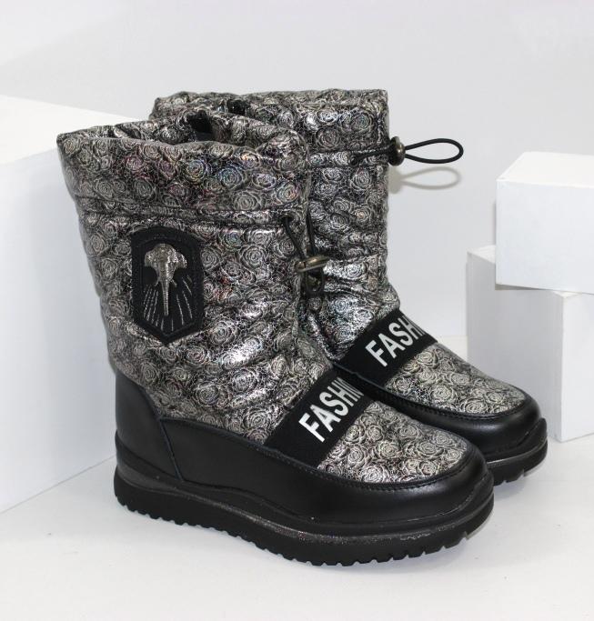 Дутики детские для девочек на нашем сайте интернет-магазина обуви