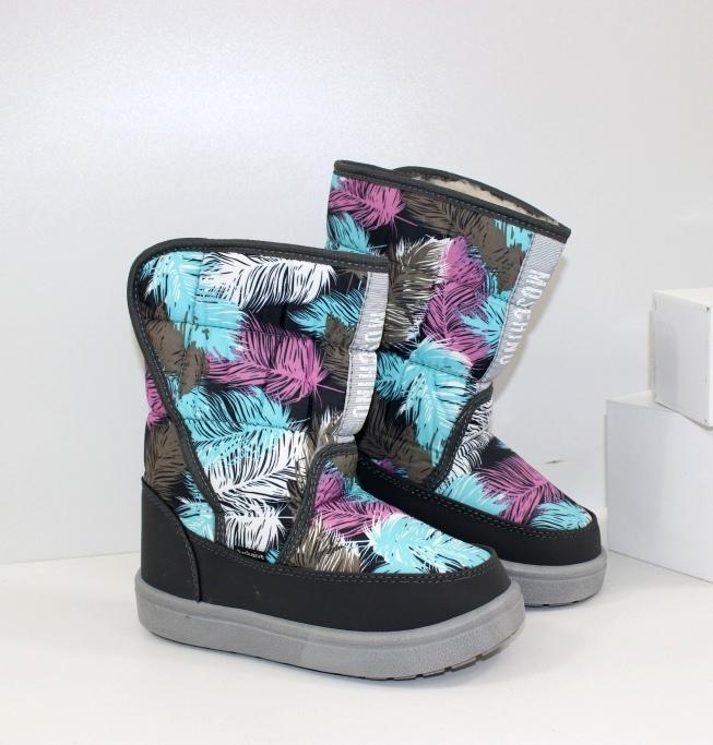 Купить зимнюю обувь для девочек - доступные цены!