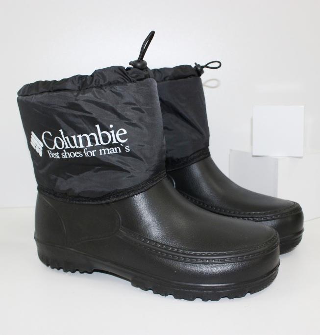 Мужские зимние ботинки на слякоть