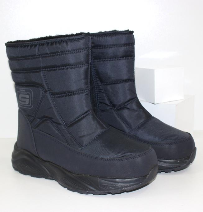 Мужские зимние ботинки - дутики недорого