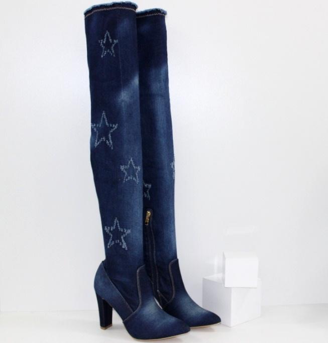 Осенние сапоги женские на сайте обуви  - интернет магазин  Городок