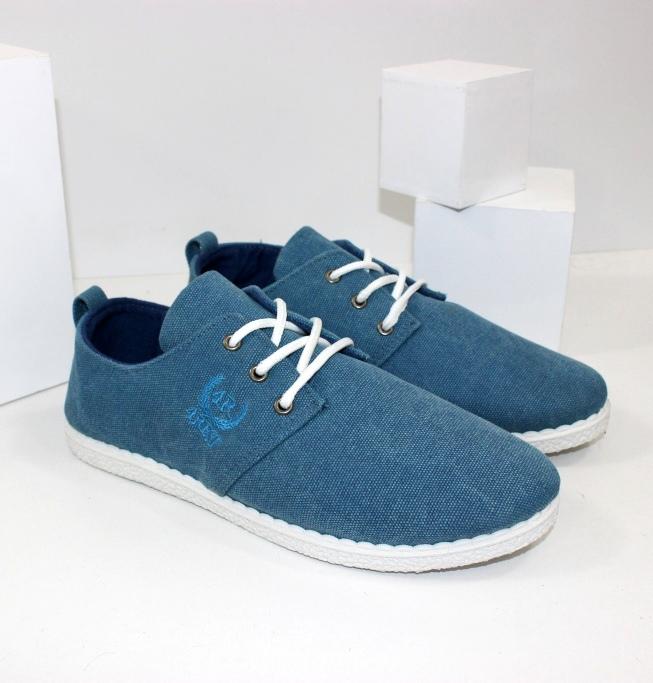 Оригинальные мужские кеды - мокасины 29-19CM -  купить в интернете через сайт обуви
