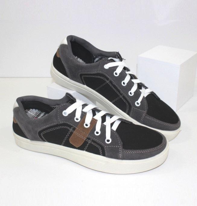 Чоловічі кеди +1132 - купити в інтернеті через сайт взуття