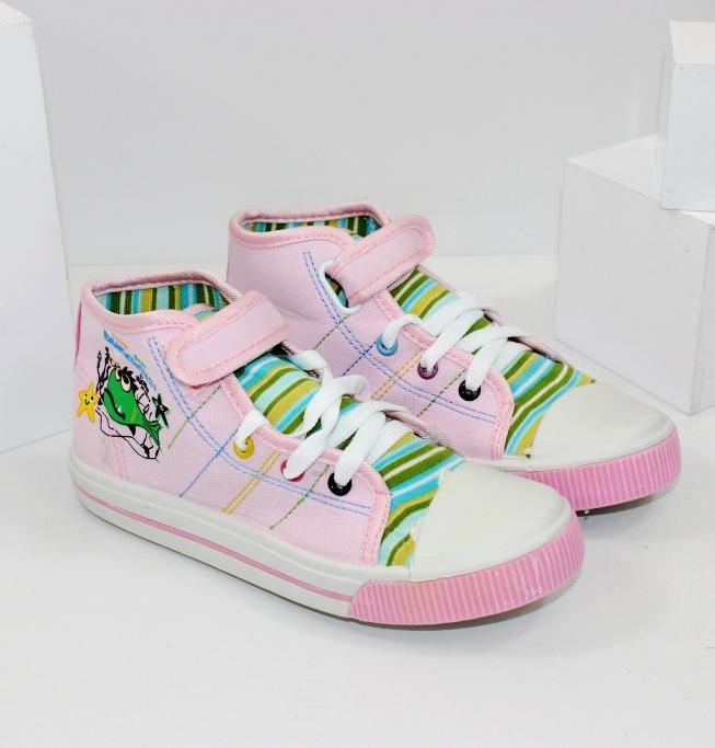 Мокасины, кеды, кроссовки купить для девочки на сайте обуви Городок