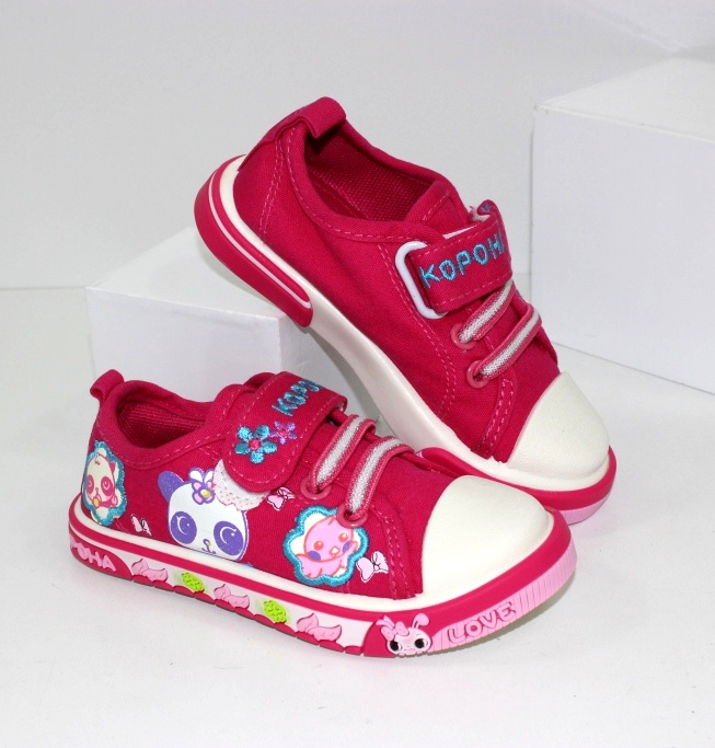 Детские кроссовки купить онлайн
