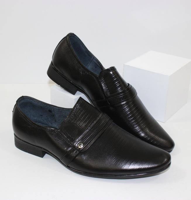 Подростковые туфли - классика B223 - купить обувь для подростка в Украине