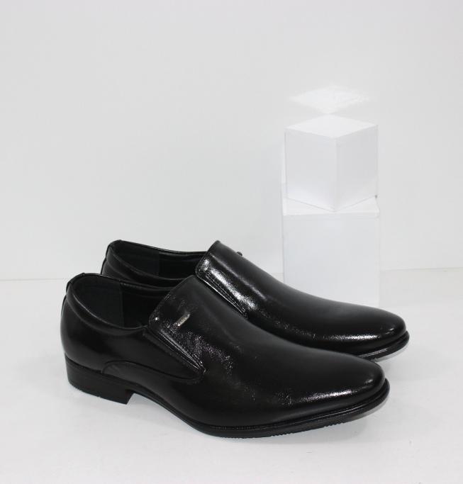 Купить недорого классические мужские туфли без шнурков