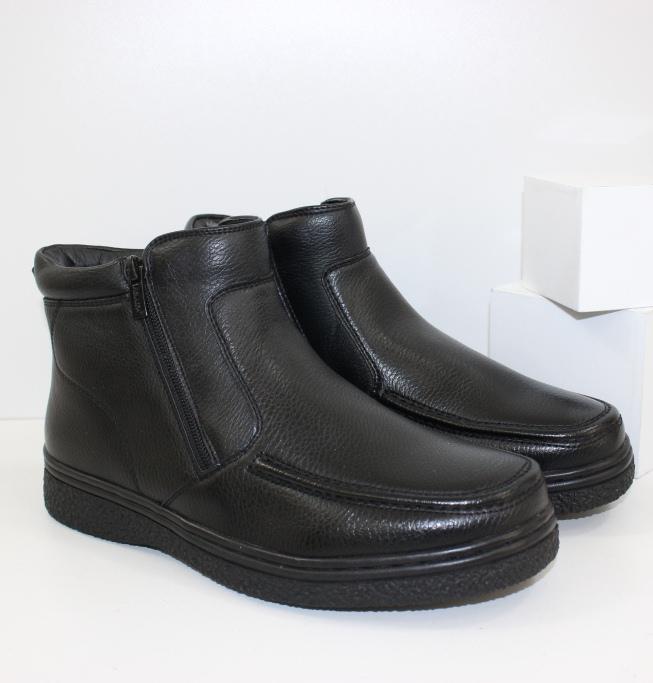 Ботинки зимние мужские B8315 - купить зимняя обувь мужская в интернет магазине
